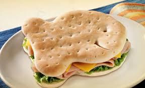 goldfish sandwich